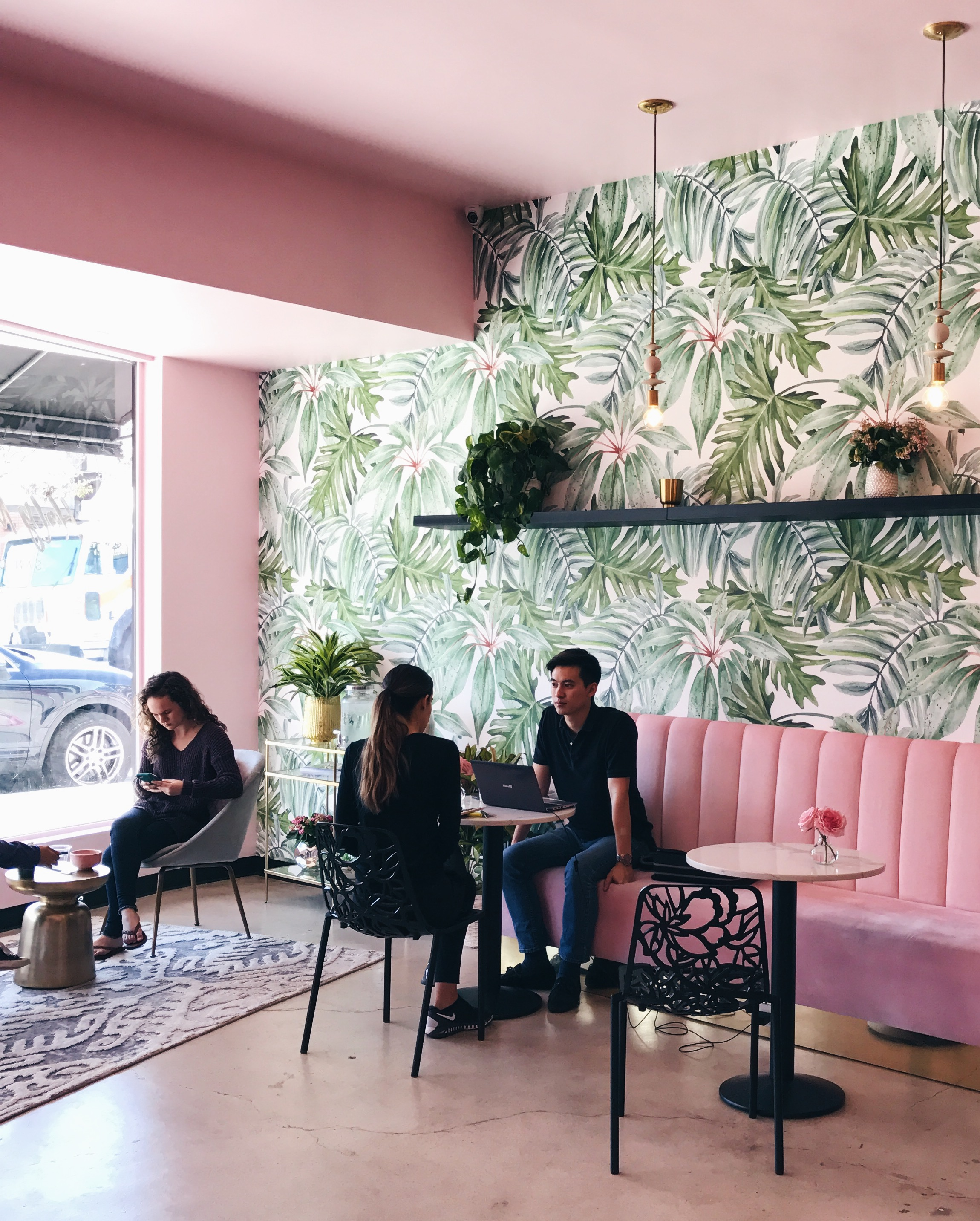 Holy Matcha The Cutest Cafe In San Diego